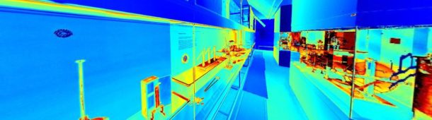 Floor plan survey – The Science Museum, London