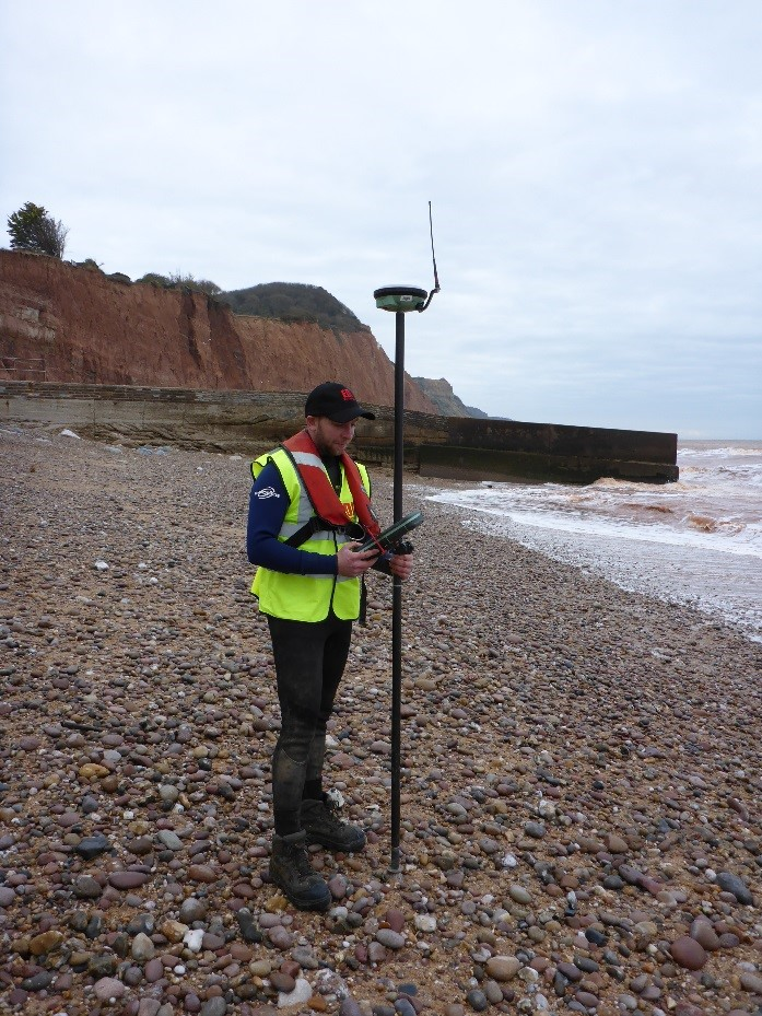 Beach Surveyor