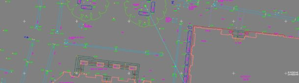 Topographic Survey – The Cornhill, Ipswich