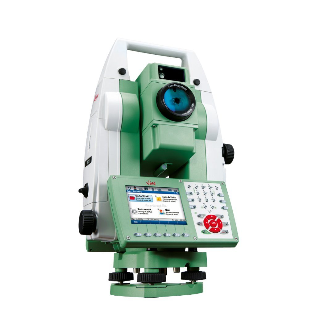 Leica Viva TS11, Total Station